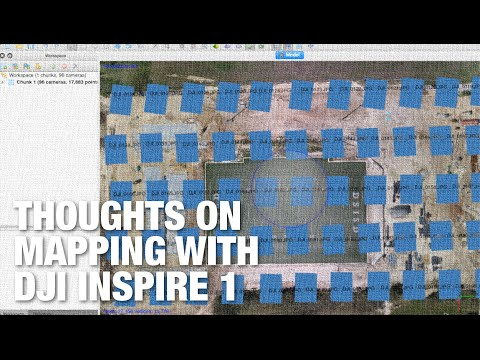 Aerial maps workflow w dji inspire 1 maps made easy photoscan for aerial maps workflow w dji inspire 1 maps made easy photoscan for covering smaller areas youtube gumiabroncs Choice Image