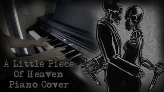 Avenged Sevenfold - A Little Piece Of Heaven - Piano Cover