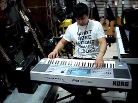 Музыкальный синтезатор для компьютера на русском языке