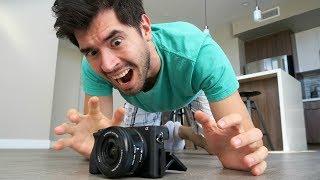Video de CREO QUE ROMPI MI CAMARA !! ... ups