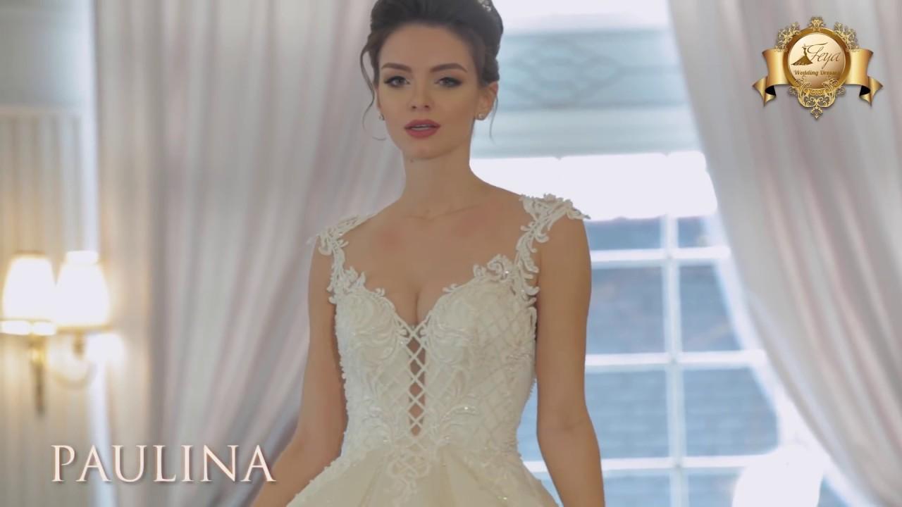 New Look Wedding Dresses Collection Youtube