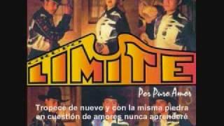 Grupo Límite - Con La Misma Piedra