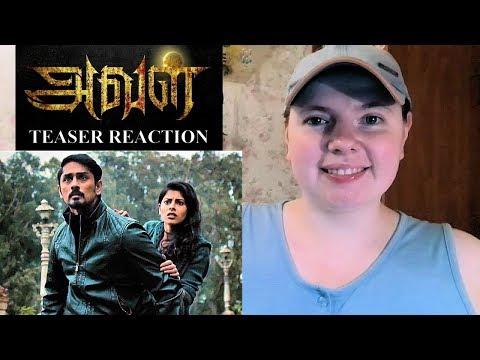 AVAL (THE HOUSE NEXT DOOR; GRUHAM) Teaser Reaction | Siddharth | Milind  | Girishh |  Muthamil