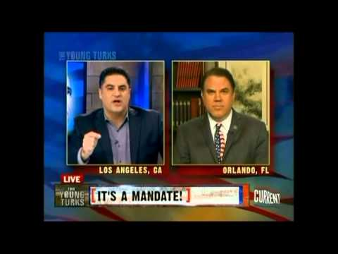 "Alan Grayson on        :  Fiscal Cliff is ""Artificial Crisis"""