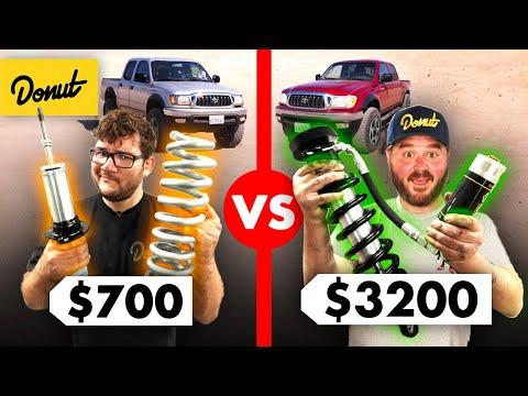 $700 vs. $3200 Off-Road Suspension   HiLow