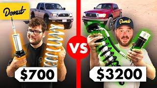 $700 vs. $3200 Off-Road Suspension | HiLow