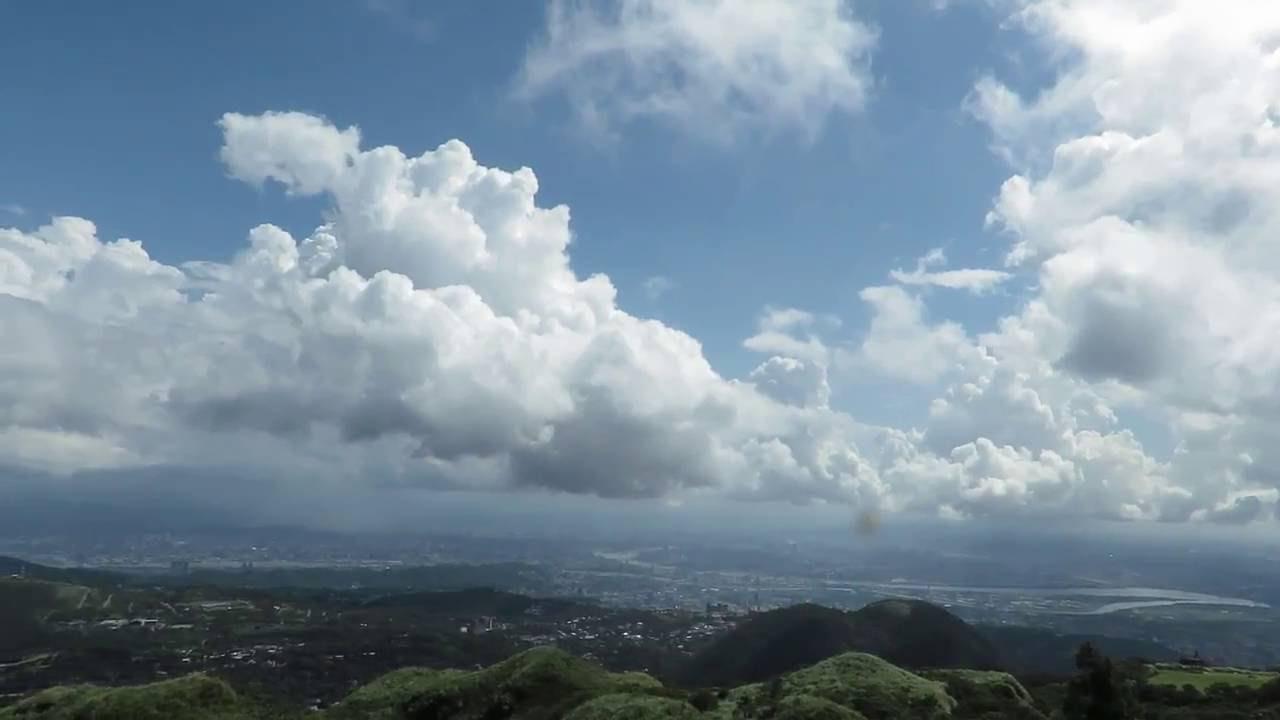 七星山雲霧之美- YouTube