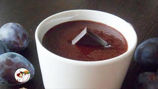 Сливовый джем с шоколадом. Очень вкусный джем!