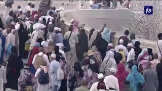 بعد مزدلفة.. حجاج بيت الله يرمون الجمرات (11/8/2019)