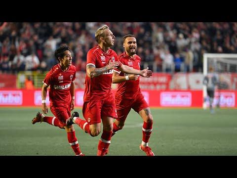 Antwerp Genk Goals And Highlights