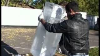 Как сделать ледяную скульптуру