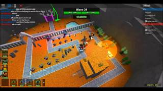 Roblox Turm Schlachten | Letzte Welle (Boss)
