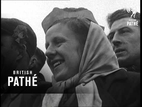 Manchester United V Leeds (1951)