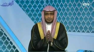 كيفية قيام الليل في شهر رمضان - الشيخ صالح المغامسي