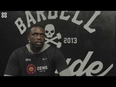 Luol Deng and Jacob Ross Training | Progenex