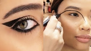 ✨😱I Dare YOU to Try These Eyeliner Looks | Best Makeup Tutorials 2018 | Woah Beauty