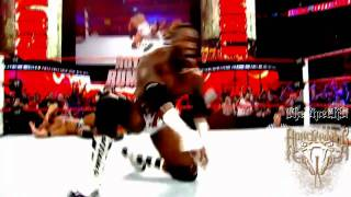 "WWE 2011 : Booker T 3rd Titantron And Theme Song : ""Rap Sheet"" By Kosinus Music HD"