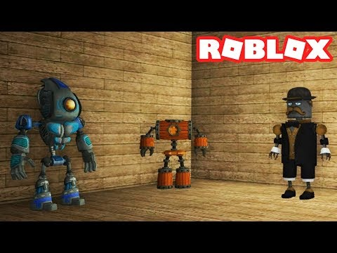 SECRET ROBOT BASE! SCUBA DIVING AT QUILL LAKE IN ROBLOX (Episode #6)