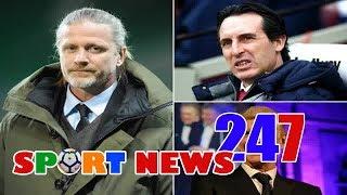 Arsenal news: Emmanuel Petit makes Unai Emery and Arsene Wenger claim