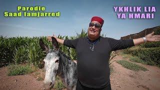 Saad Lamjarred - YKHALIK LILI (parody) سعد لمجرد - يخليك للي
