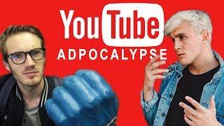 YouTubers Suing YouTube Over Adpocalypse