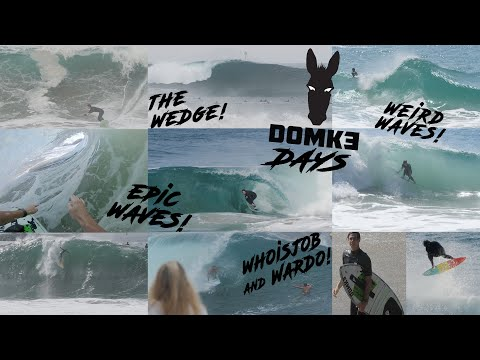 Domke Days: Big South Swell Sessions | California