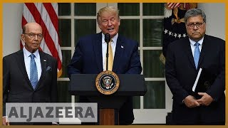 Trump ends bid for citizenship question on US 2020 census