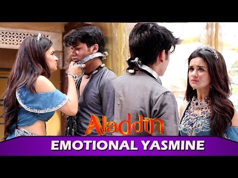 Aladdin Naam Toh Suna Hoga: Yasmine Calls Aladdin A Murderer, Will Aladdin & Yasmine Get Seperate?