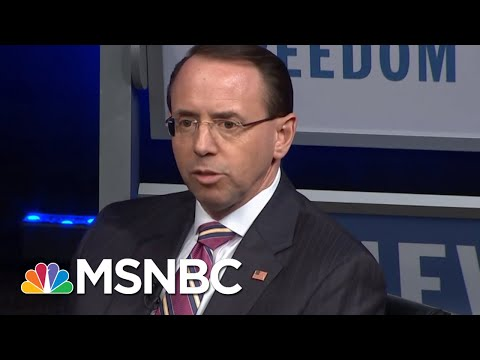 FBI Doesn't Open Investigations For Political Reasons | Morning Joe | MSNBC
