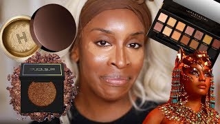 Get Glam With Me!! Meeting Nicki Minaj? Chatting About Life!  | Jackie Aina