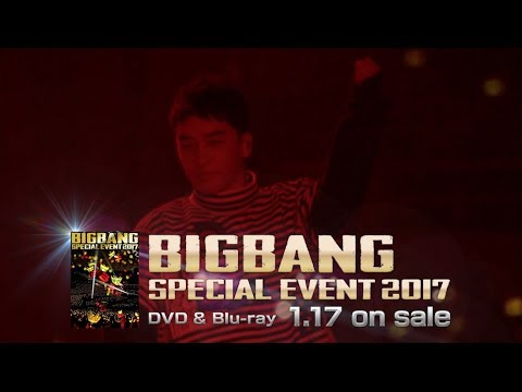 BIGBANG - BANG BANG BANG (BIGBANG SPECIAL EVENT 2017