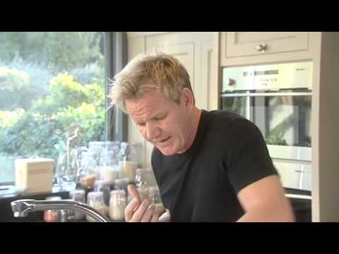 How To Make White Bean And Vegetable Soup - Gordon Ramsay - Gordon Ramsay's World Kitchen