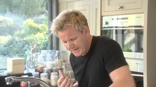 How to make white bean and vegetable soup - Gordon Ramsay - Gordon Ramsay