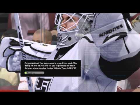 NHL 13 HUT | How To Get Free Packs | TacTixHD