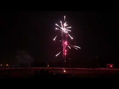 Angell Park Fireworks 2019