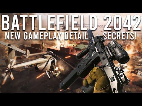 Battlefield 2042 New Gameplay Details and Secrets!