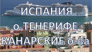 видео Температура Воды на Канарских Островах