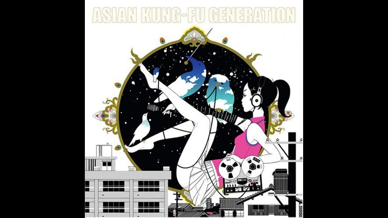 Sol Fa 01 Shindoukaku Asian Kung Fu Generation Youtube