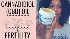 TTC: Adding CBD Oil to my Fertility Protocol