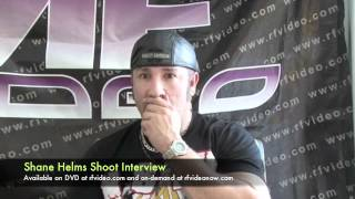 Shane Helms Shoot Interview Preview