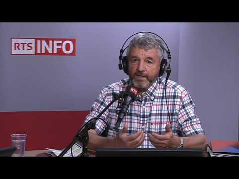 L'invité de la rédaction – Daniel Rossellat