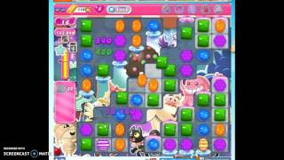 Candy Crush Level 1414 help w/audio tips, hints, tricks