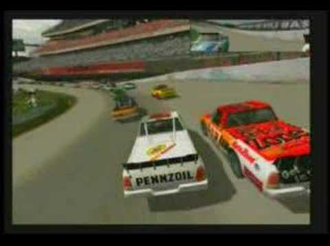 Sim Racing at Dodge Raceway - YouTube