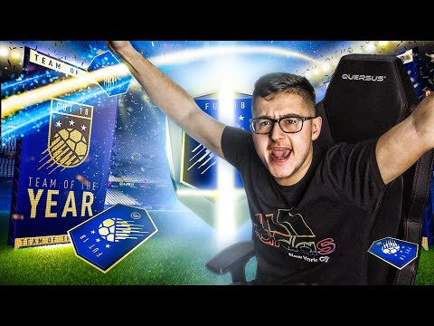 LES PACKS CADEAUX : PACK OPENING TOTY ! - FIFA 18