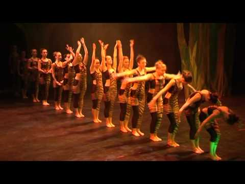 Circle of Life Dance - YouTube