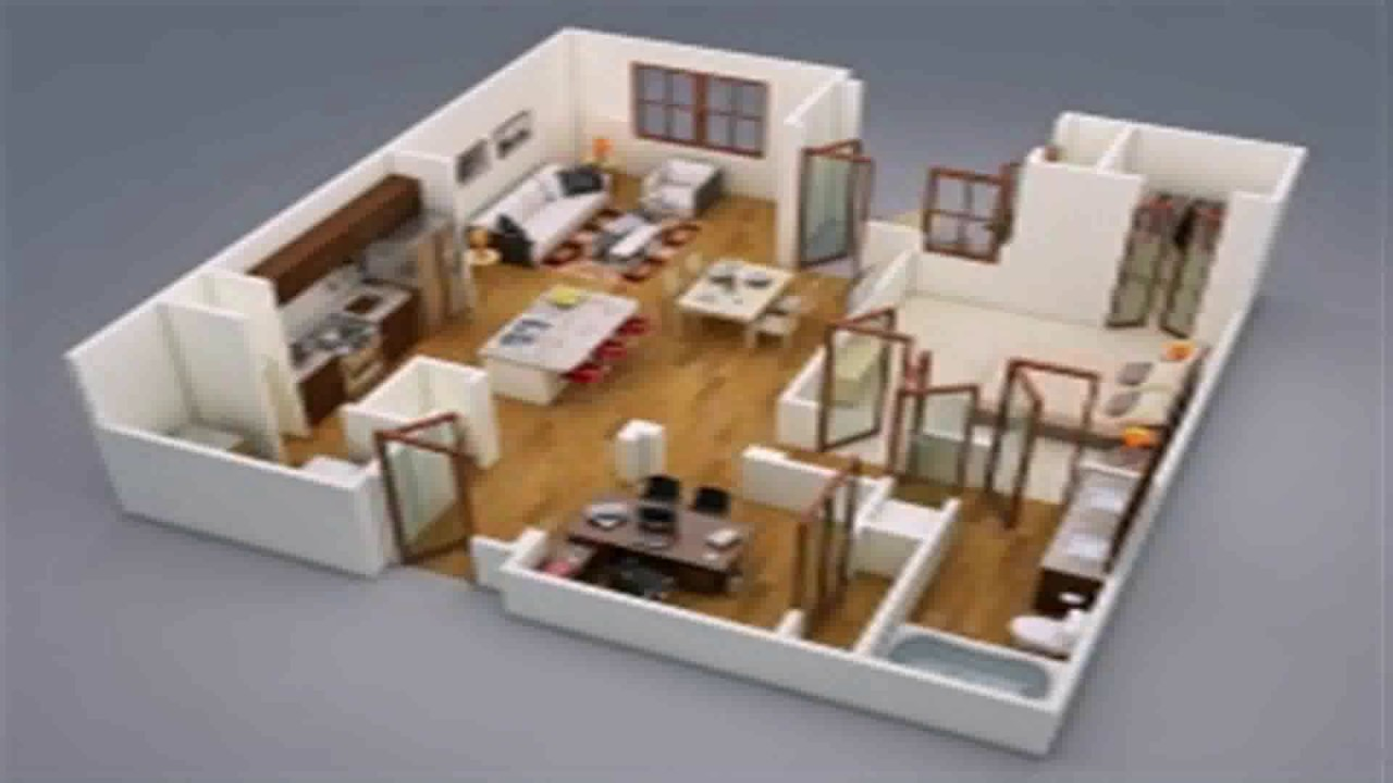Basement Floor Plans With 1 Bedroom   YouTube Basement Floor Plans With 1 Bedroom