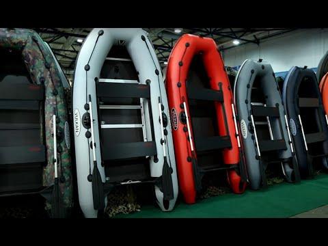 Лодки Vulkan вызвали фурор в Киеве на весенней выставке ActivExpo Fest 2018.