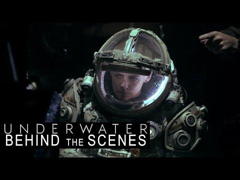 'Underwater' Behind The Scenes
