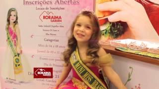 Mini Miss Roraima