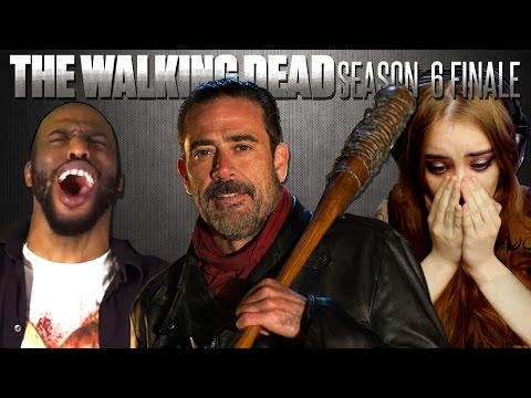 "The Walking Dead: Cliffhanger ""Last Day on Earth"" Fan Reaction Compilation"